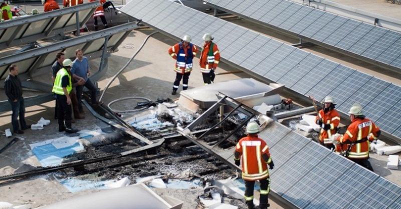 A napelemes rendszerek veszélyforrásai és azok kiküszöbölése