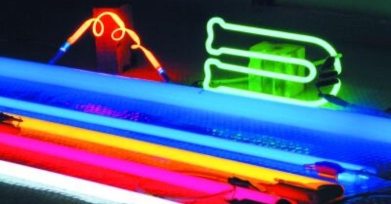A fényreklámokról II – A nagyfeszültségű neoncső részelemei