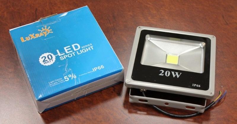 Támad a gagyi! A LED reflektor az új sláger?