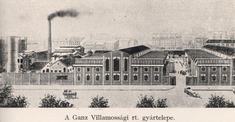 A villamosipar születése és kezdete Magyarországon