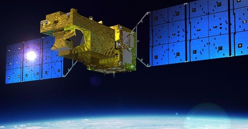 Japán műhold vizsgálja a Föld légkörét