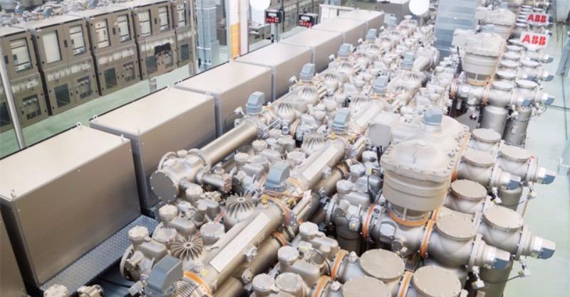 Üzembe helyezték a világ első gázzal szigetelt kapcsolóberendezését