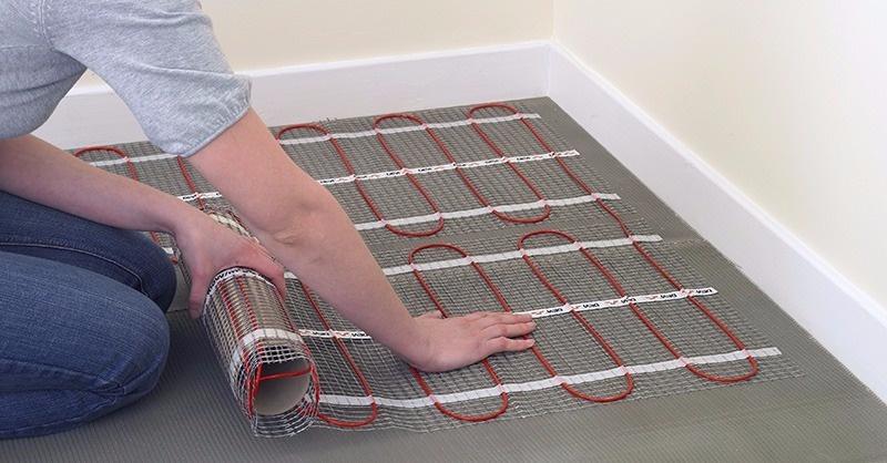Elektromos padlófűtés: nem az ördögtől való