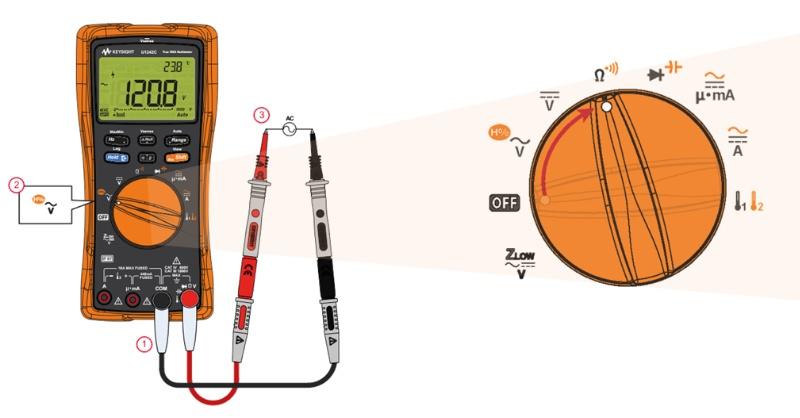 Kézi multiméterek alapvető és különleges képességei
