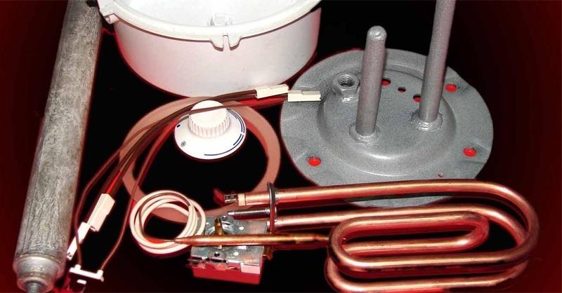 Elektromos melegvíz-készítés