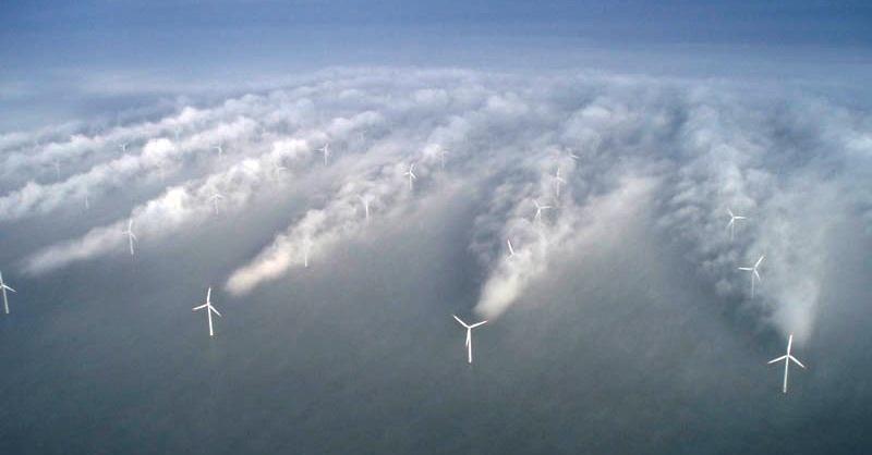 Egy napig kizárólag szélenergián futott Dánia