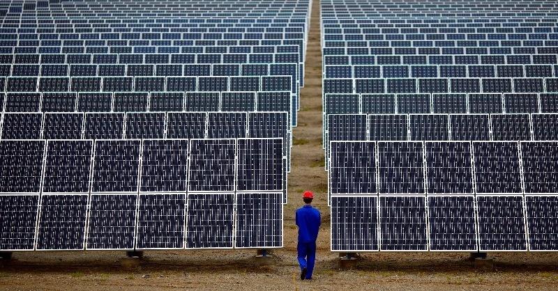 A napelemes áramtermelés éllovasa lett Kína
