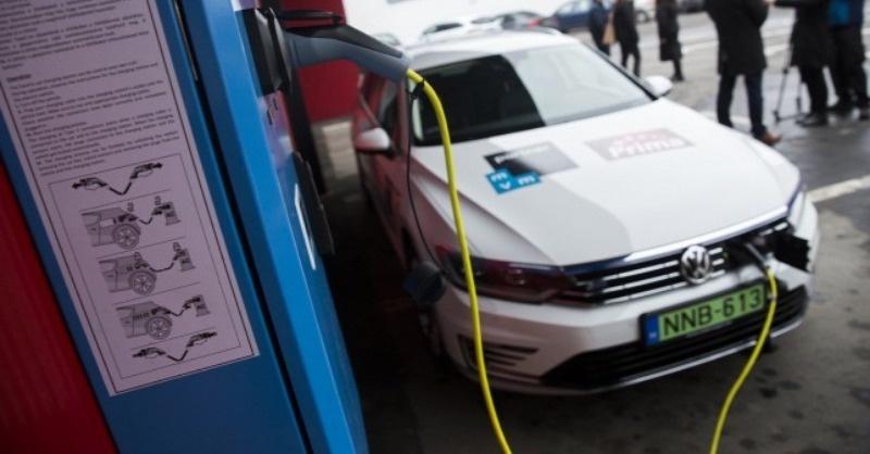 Elektromobilitás, mint ökoszisztéma