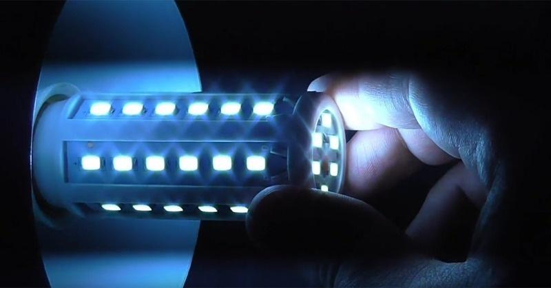Ne kukoricázzunk a LED-ekkel!