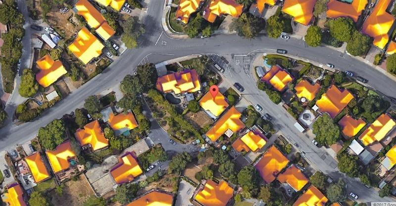 Napelemben tenne a házára? A Google megmondja, hogy jó ötlet-e!