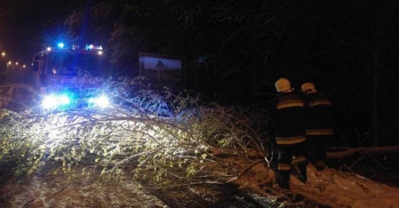 Harmincnégy településen nincs áram Vas megyében