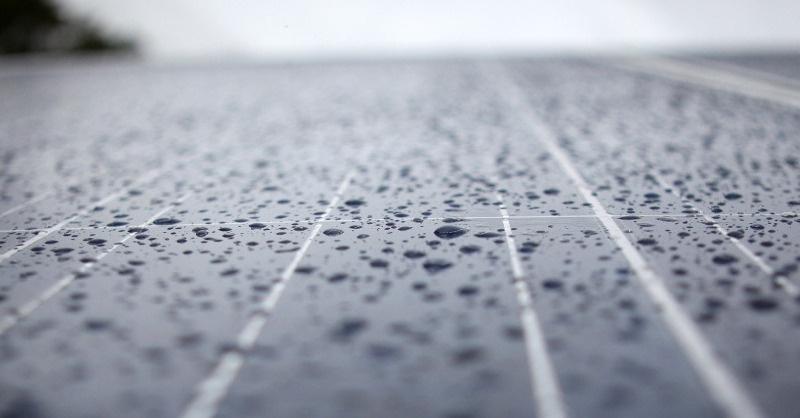 Borús időben is termelhet a kínai napelem