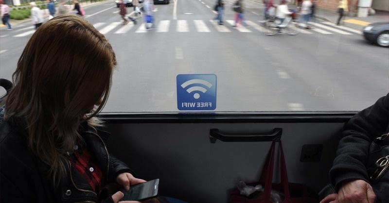 Ingyenes wifi-hálózat a debreceni villamosokon