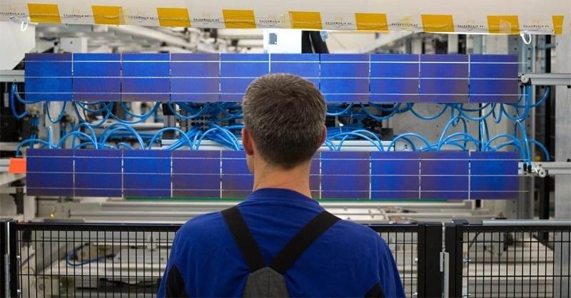 Csődöt jelentett a Solarworld, a német napelemipar zászlóshajója