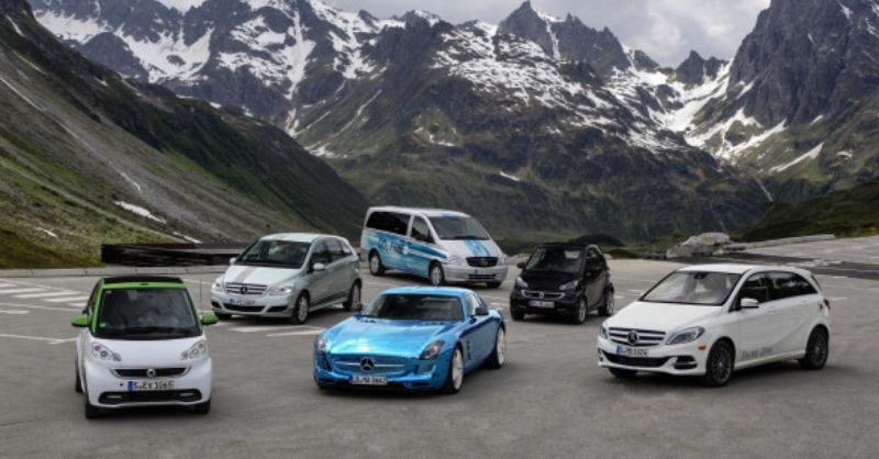 Nem lesz meg az egymillió elektromos autó Németországban