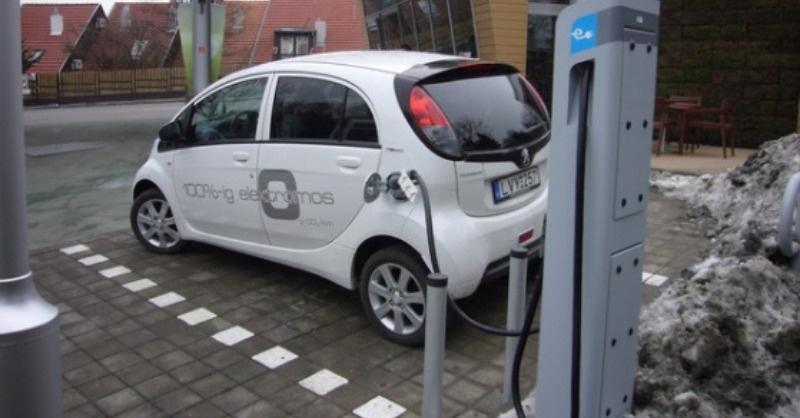 E-autó előretörés