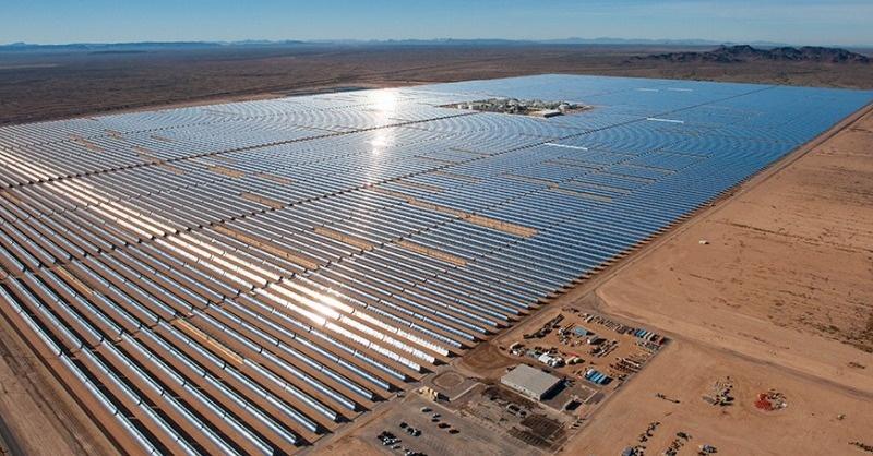 Kezdődhet a világ legnagyobb naperőművének építése