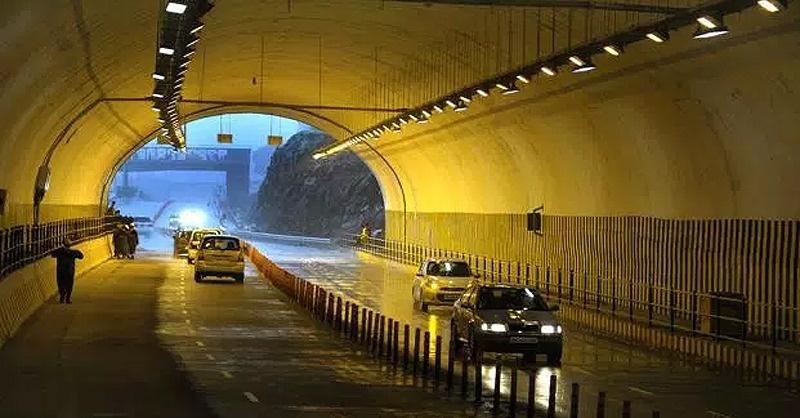 Modern szellőztetőrendszer Ázsia leghosszabb közúti alagútjában