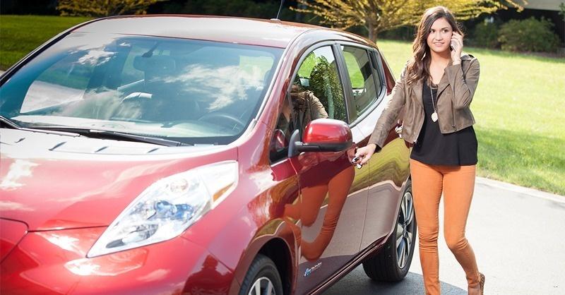 Hatótáv-teszt: meddig jut egy 4 éves Nissan LEAF egy töltéssel az alföldön?