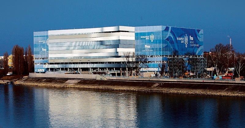 Műszaki szemmel a Duna Arénában