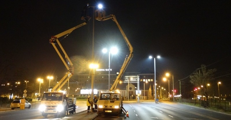 A Fővárosi Közgyűlés támogatja a közvilágítás LED-es korszerűsítését