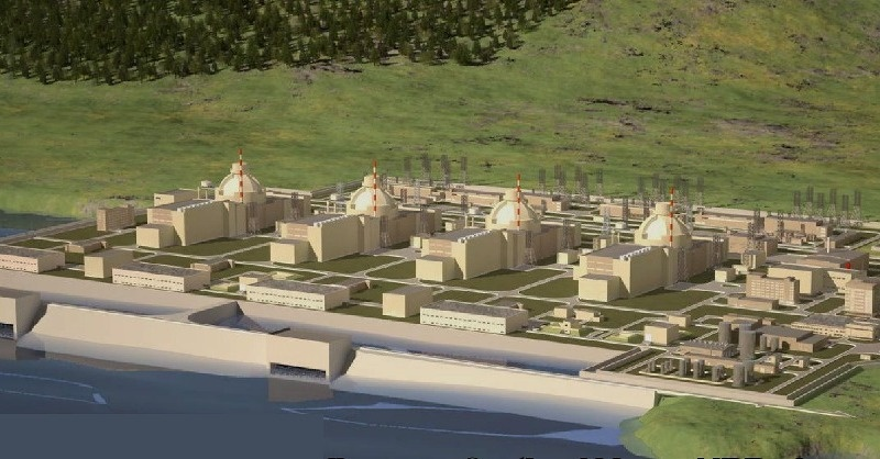 GE turbinák az első török atomerőműben
