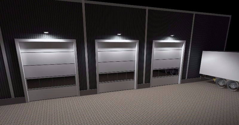 Kis teljesítményű LED-fényvetők alkalmazhatósága
