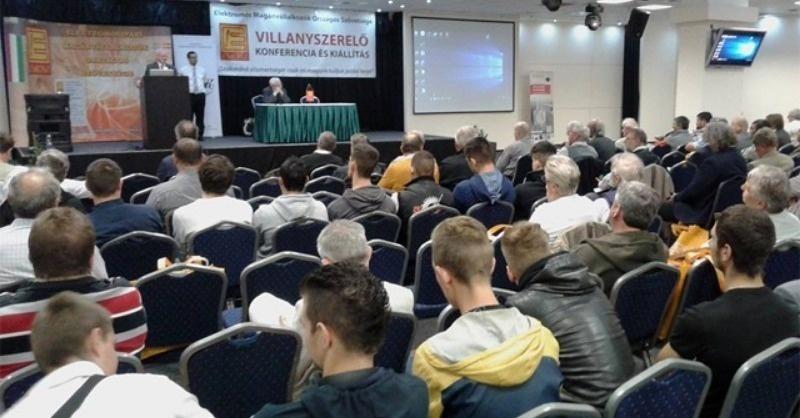 XIX. Villanyszerelő Konferencia - 2018. március 27.