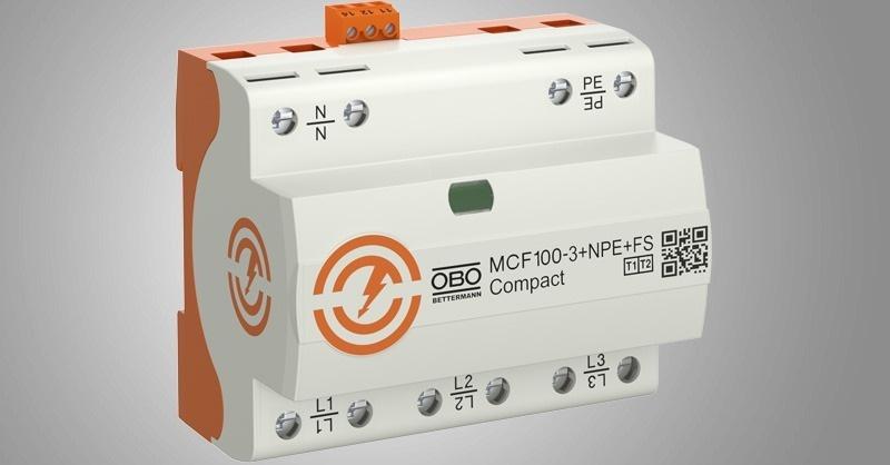 Új T1+T2 típusú túlfeszültség-védelmi eszköz az OBO-tól