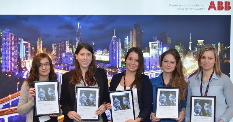 Kiválasztották az ABB egyetemi ösztöndíjpályázatainak győzteseit