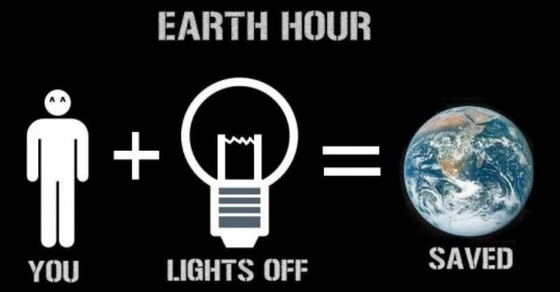 Idén március 24-ére esik a Föld Órája