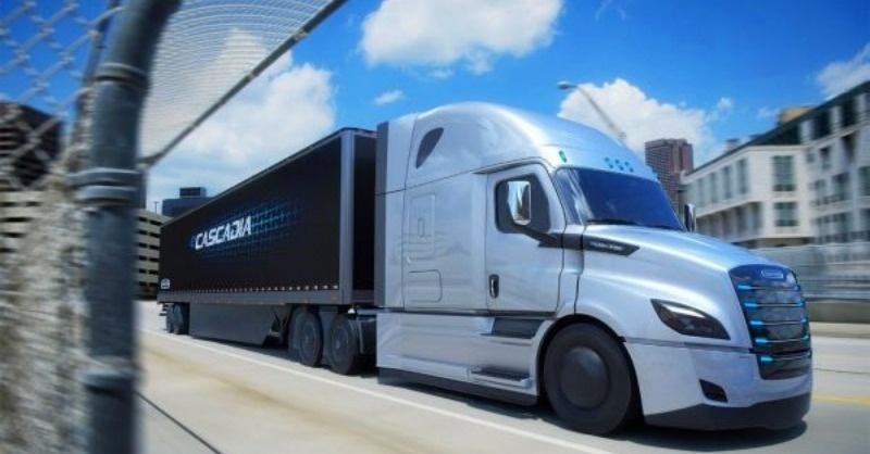 Elektromos teherautó és kamion a Daimlertől