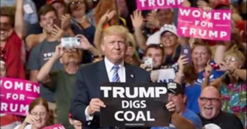 Az USA a szénre voksol
