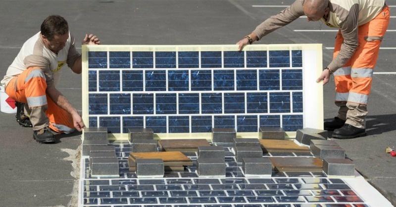 A francia napelemes út kudarcot vallott