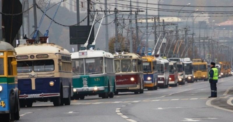 85 év után kivonták a forgalomból a trolibuszokat Moszkvában