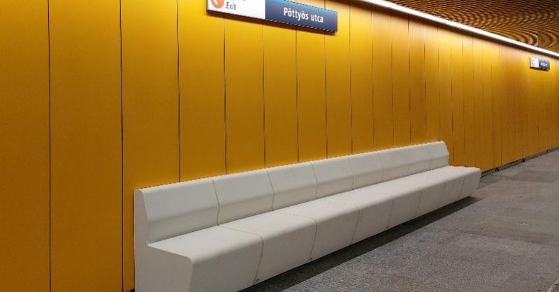Elkészült az M3-as metró felújított déli szakasza