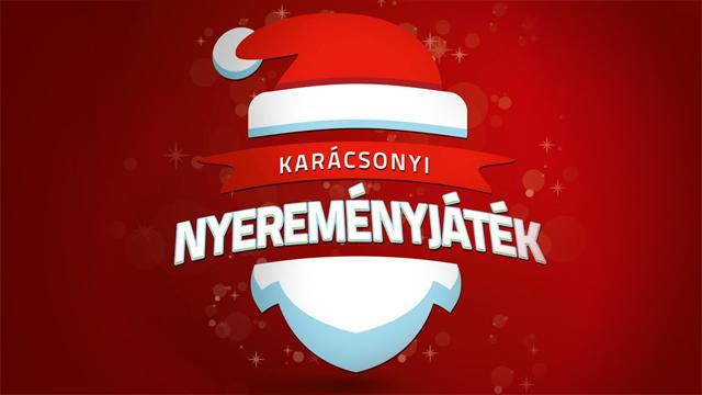 VL Karácsonyi nyereményjáték