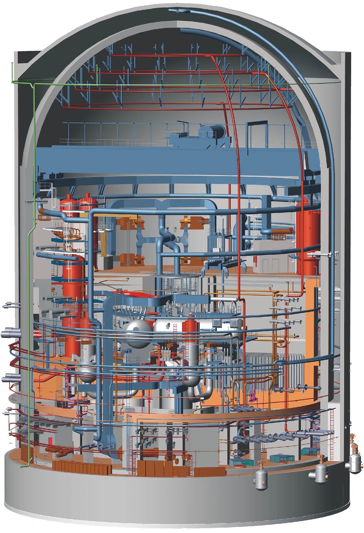A Roszatomtól két AES- 2006-os, harmadik generációs reaktort készülünk venni. Ez a szovjet VVER reaktorok utóda. Ilyet építenek az ikerblokkos Leningrad II atomerőműben, ilyet kezdtek építeni a szintén ikerblokkos kalinyingrádi erőműben is, valamint ilyet kap Törökország, Fehéroroszország és Finnország is.