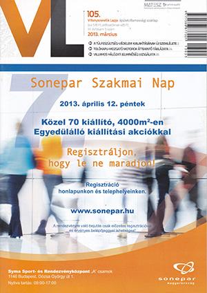 Villanyszerelők Lapja 2013. március