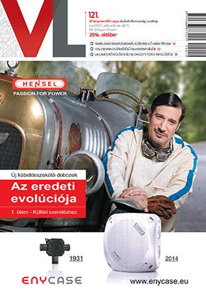 Villanyszerelők Lapja 2014. október