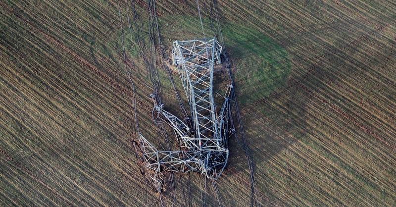 Fagykár és pótteher a villamosenergia-hálózaton
